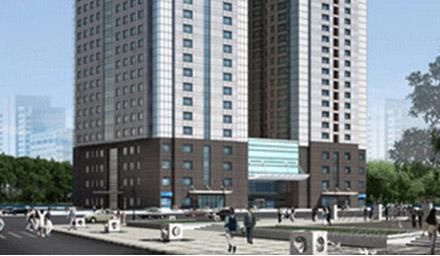 新疆盈科广场